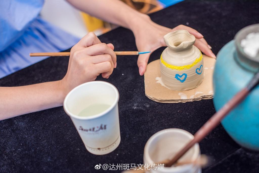 和悦府陶艺DIY活动